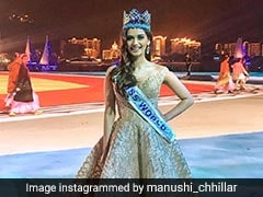 Manushi Chhillar Indulged In Some Desserts To Celebrate Chinese New Year!