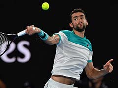 Marin Cilic Eases Past Carlos Berlocq To Enter Second Round Of Rio Open