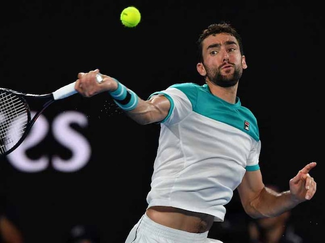 Rio Open: Marin Cilic Eases Past Carlos Berlocq To Enter Second Round