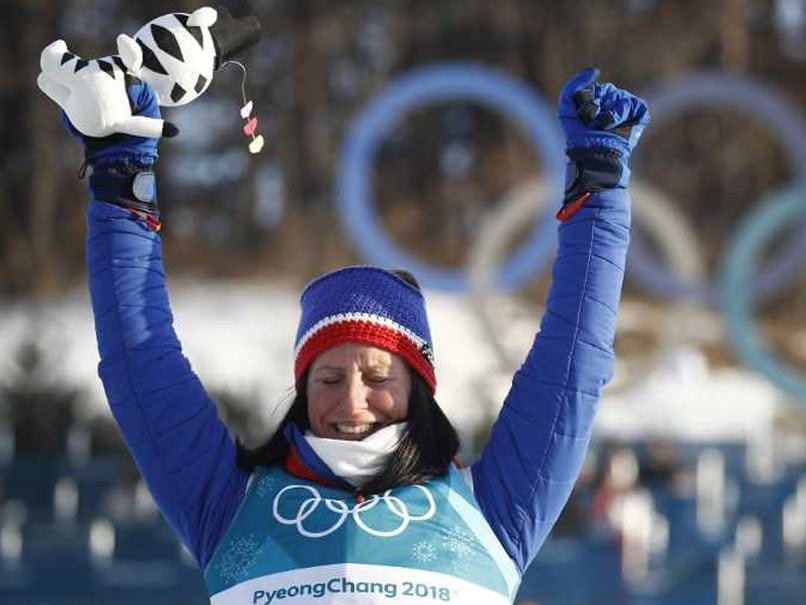 Winter Olympics: Record-Breaker Marit Bjoergen Puts Norway Top Of Final Tally