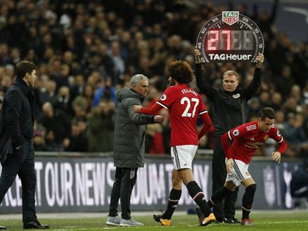 Michael Vaughan Pokes Fun At Manchester United