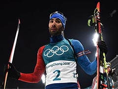 Pyeongchang Olympics: Martin Fourcade Makes French History In Mad Dash To The Line