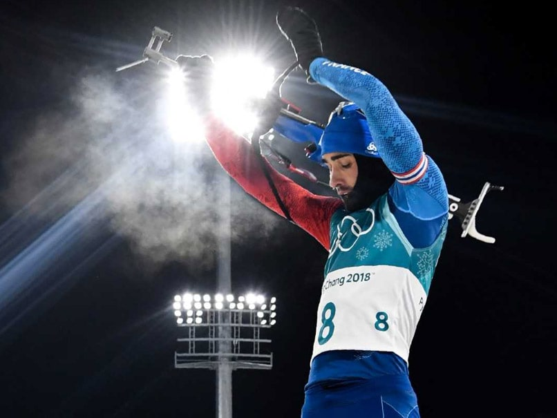 Winter Olympics 2018: Martin Fourcade Claims Slice Of History With Biathlon Win