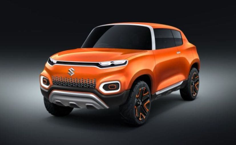 The Concept Future S shown at Auto Expo 2018 has been designed completely in-house by Maruti Suzuki India