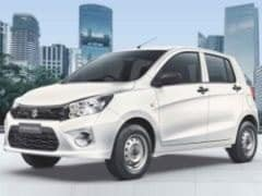 Maruti Suzuki Celerio Tour H2 Launched For Fleet Market; Priced At Rs. 4.20 Lakh