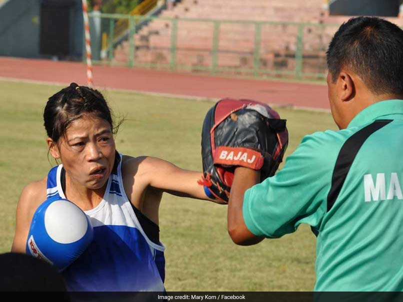 Commonwealth Games 2018: Mary Kom, Vikas Krishan In India