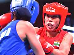 Mary Kom Wins Gold In India Open Boxing