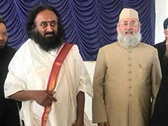 Muslim Law Board Removes Cleric Who Met Sri Sri To Discuss Ayodhya Issue