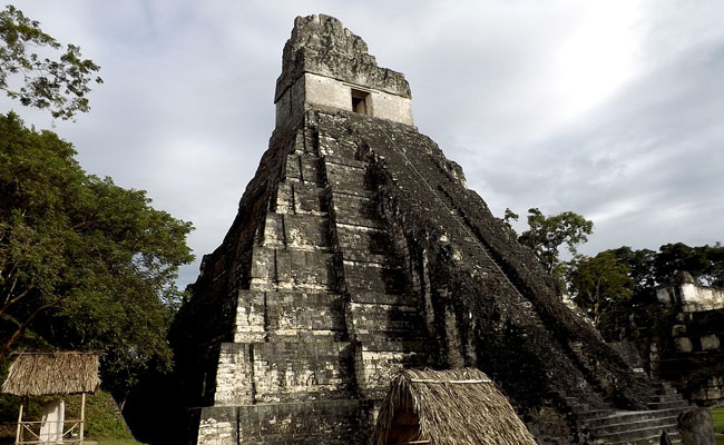 New Technology Reveals Numerous Ancient Maya Structures In Guatemala