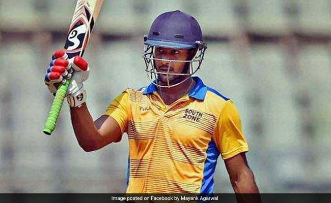 विजय हजारे ट्रॉफी: मयंक अग्रवाल ने फाइनल में खेली जोरदार पारी, सचिन तेंदुलकर के इस रिकॉर्ड को अपने नाम किया...