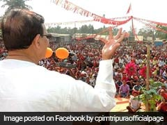 Tripura's Charilam Assembly Seat To Vote On March 12 Following Death Of CPIM Candidate