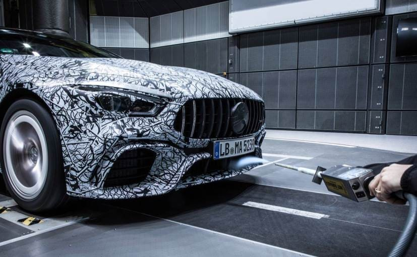 Mercedes-AMG GT four-door gets the signature styling of the GT family
