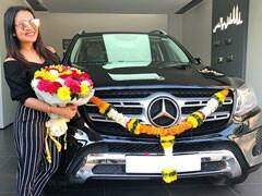 Singer Neha Kakkar Buys A Mercedes-Benz GLS 350