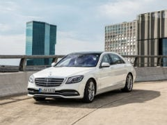 Mercedes-Benz Recalls 20,779 Cars In China
