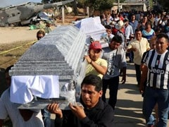 13 Killed After Mexico's Military Helicopter Crash Lands In Quake Zone