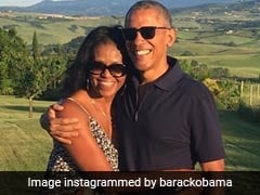 Barack And Michelle Obama's Valentine's Day Messages Won The Internet. And Our Hearts