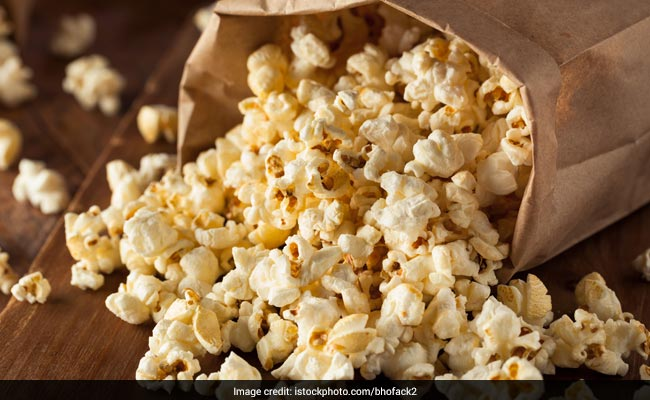microwave popcorn can be harmful for health