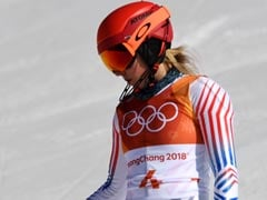 "Vomiting Mikaela Shiffrin Complaints Of ""Virus"" At Olympic Slalom"