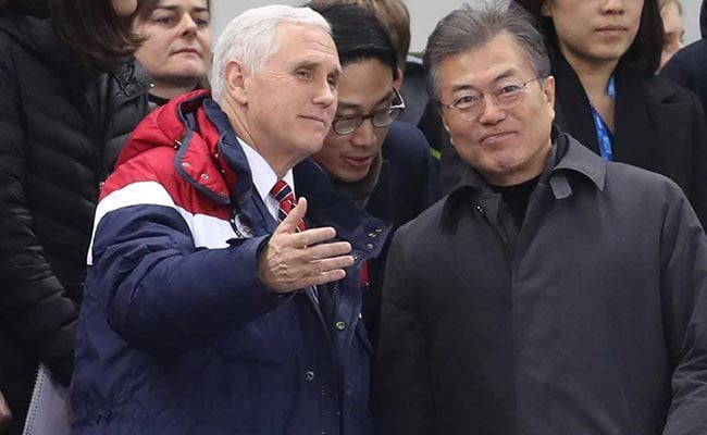 US Will Keep Maximum Pressure On North Korea, But Open For Talks: Mike Pence