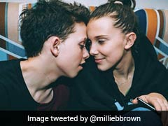Young Love Is In The Air For <i>Stranger Things</i> Star Millie Bobby Brown And Jacob Sartorius