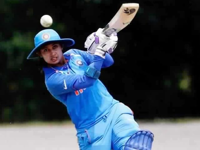 Mithali Raj Hits Half-Century As India Women Beat South Africa Women In First T20I