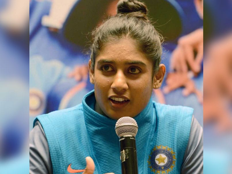 Mithali Raj Says India Could Be A Surprise Element in World T20