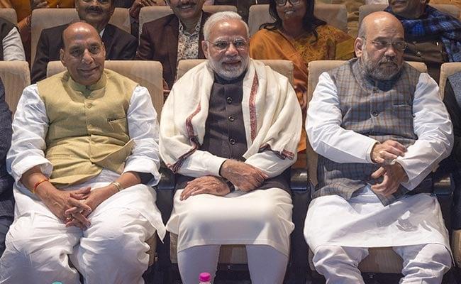 लोकसभा चुनाव 2019 :  बीजेपी संसदीय दल की बैठक में आज चुना जाएगा नरेंद्र मोदी को नेता