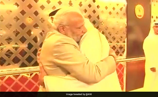 PM Modi Arrives In UAE On His Second Visit To Gulf Country