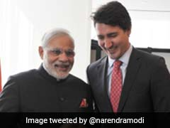 With A Tweet, PM Sets Tone For His Meeting With Justin Trudeau: 10 Points