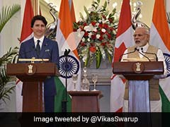 Justin Trudeau By His Side, PM's Message Linked To Khalistan: 10 Facts