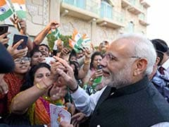 PM Modi Takes Dig At Congress In Oman, Slams 'Style Of Misgovernance'
