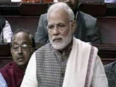 PM Modi Pitches Simultaneous Elections In Parliament Speech