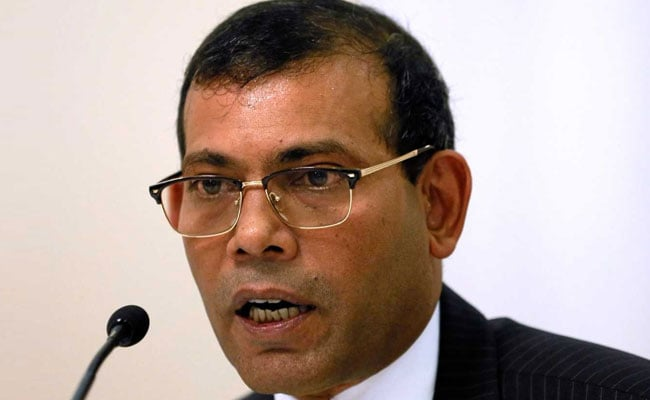 Ex-Maldives President Mohamed Nasheed Snubs China, Asks India To Play Role Of 'Liberators'
