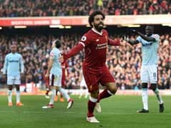 Premier League: Mohamed Salah Takes Liverpool To Second, West Brom In Danger