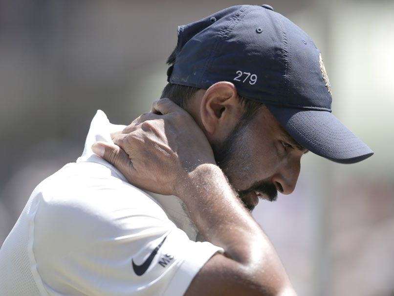 I Would Rather Die Than Compromise On My Performance For India, Says Mohammed Shami