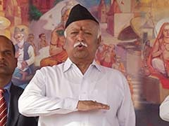 """""""Divest Air India, But Let It Be With Indian Player,"""" Says Mohan Bhagwat"""