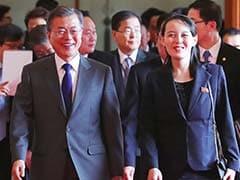 असमान्य घटना: उत्तर कोरियाई मीडिया में दक्षिण कोरिया के राष्ट्रपति मून की तस्वीरें प्रकाशित