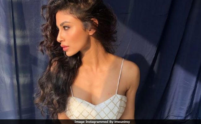 Oh, Nothing. Just Mouni Roy Looking Stunning In White