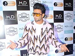 Ranveer Singh, Kriti Sanon And More Attend Launch Of Make-Up Designory