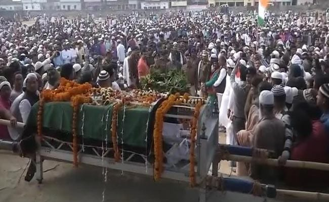 Disrespect to martyr: Family of CRPF jawan returns compensation to Bihar government