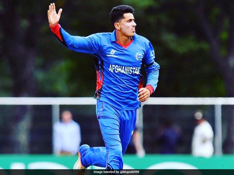Afghan Teen Mujeeb Zadran Becomes Youngest To Claim Five-For In ODIs, Goes Past Waqar Younis