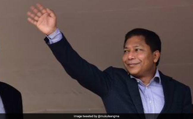 153 Candidates, Including Meghalaya Chief Minister, File Nomination