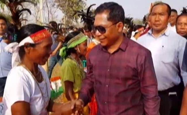 In Meghalaya, Mukul Sangma Spearheads Congress Battle For Garo Hills