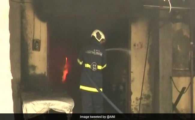 mumbai fire fireman twitter