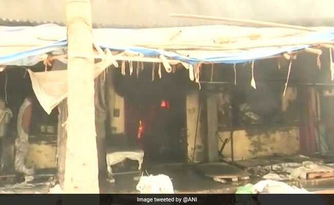 Fire Breaks Out At Cloth Mill Inside Industrial Estate In Suburban Mumbai, No Casualties Reported