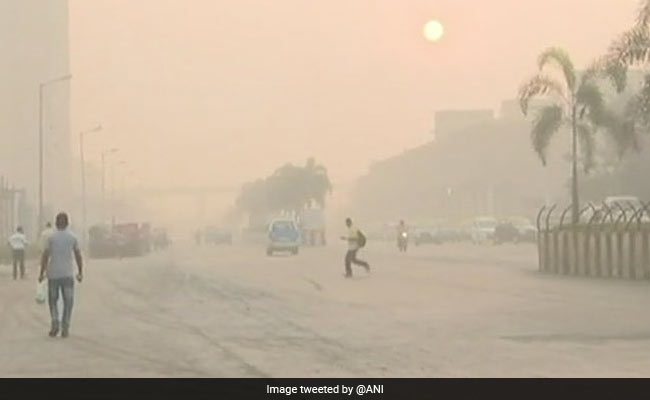 Mumbai Pollution 'Severe', Smog Will Persist Till Friday, Says Met Office
