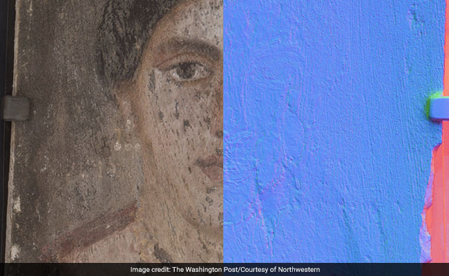 Are You My Mummy? Rare Portraits Reveal The Faces Of Egyptians Who Died Centuries Ago.