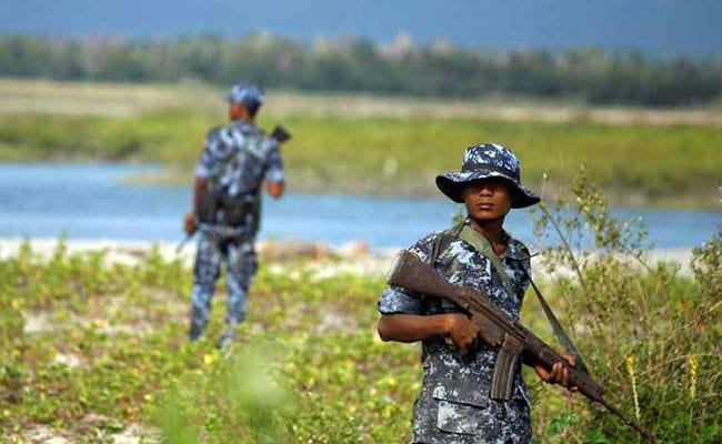 Myanmar Apparently Razing Remains Of Rohingya Villages