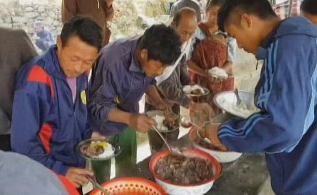 In Nagaland, Cash For Votes Comes With Grand Feast, Banned Liquor