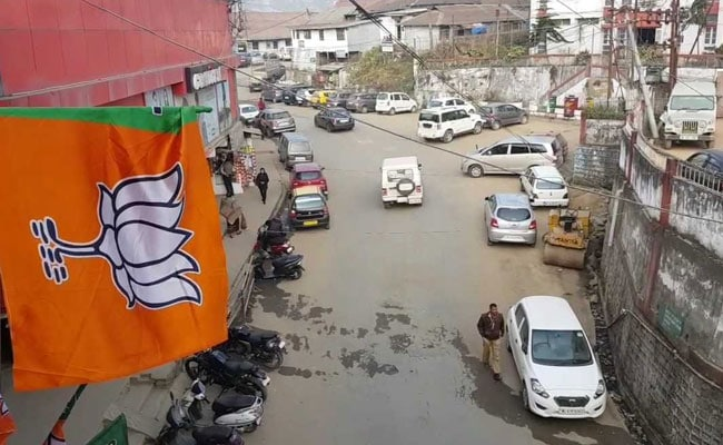 BJP Ally Ahead In Nagaland's Lone Parliamentary Seat